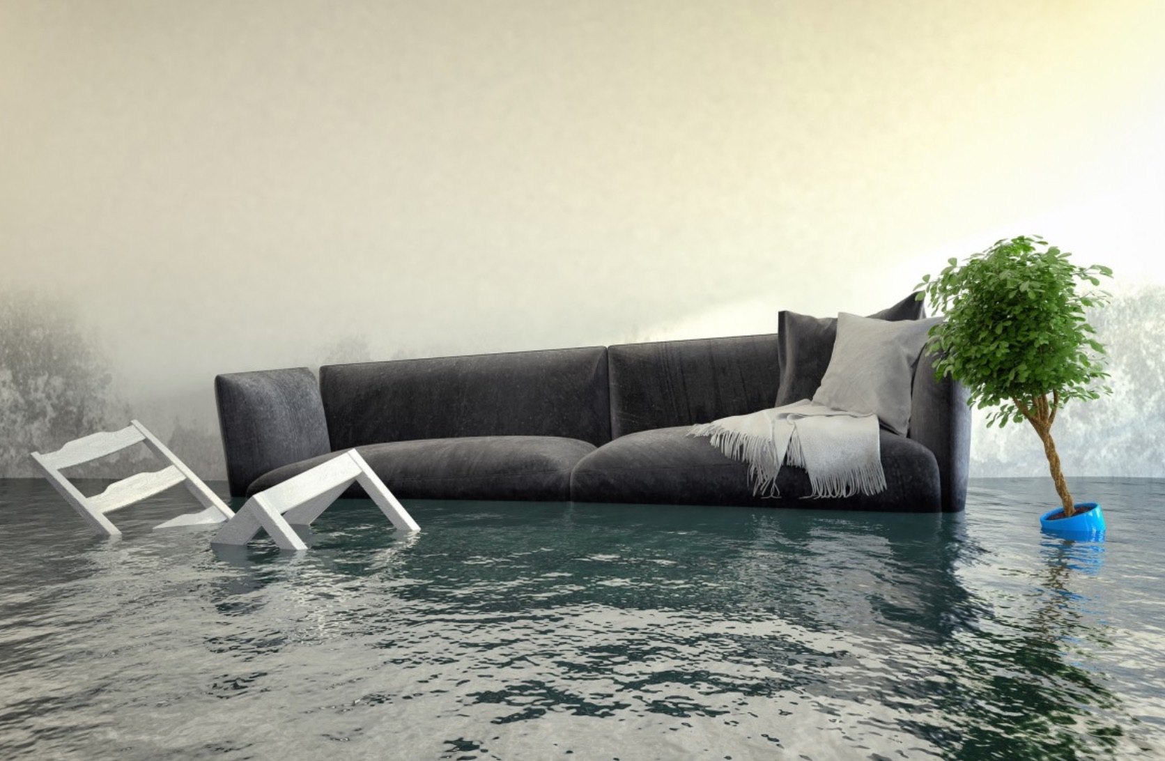 water damage repair long beach ca