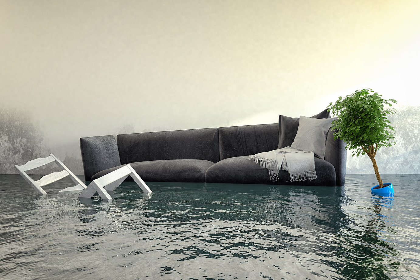 Water Damage Restoration Company Long beach CA 2